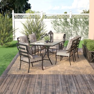 Metal Patio Dining Sets You\'ll Love | Wayfair