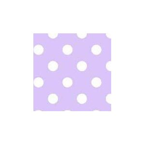 Pastel Polka Dots Woven Fabric By The Yard