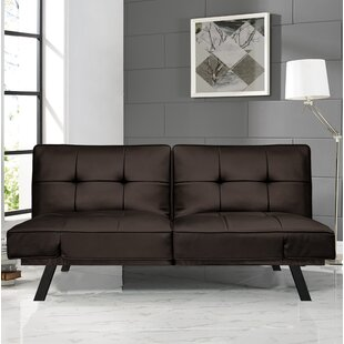 Futon Sofa Bed With Storage | Wayfair