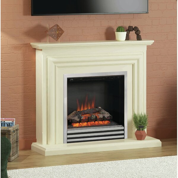 Bemodern Carina Eco Electric Fireplace Amp Reviews Wayfair