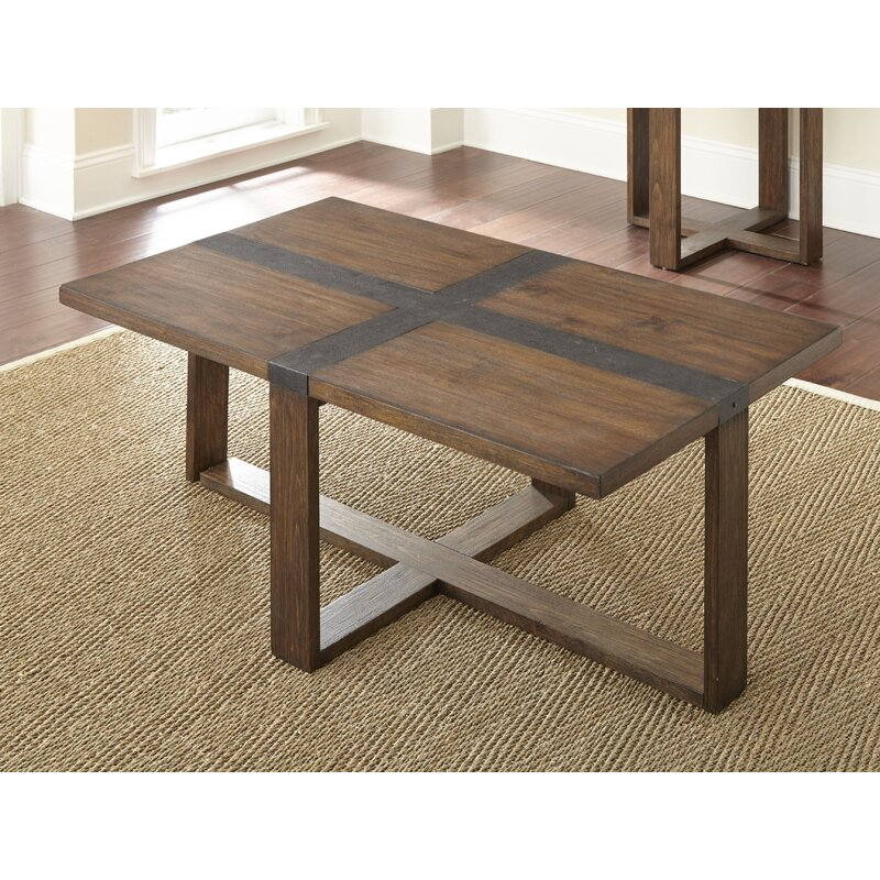 Loon Peak Pine Mountain Coffee Table & Reviews