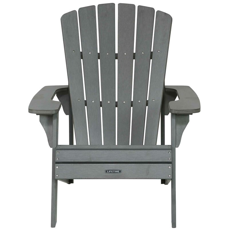 Superieur Plastic Adirondack Chair