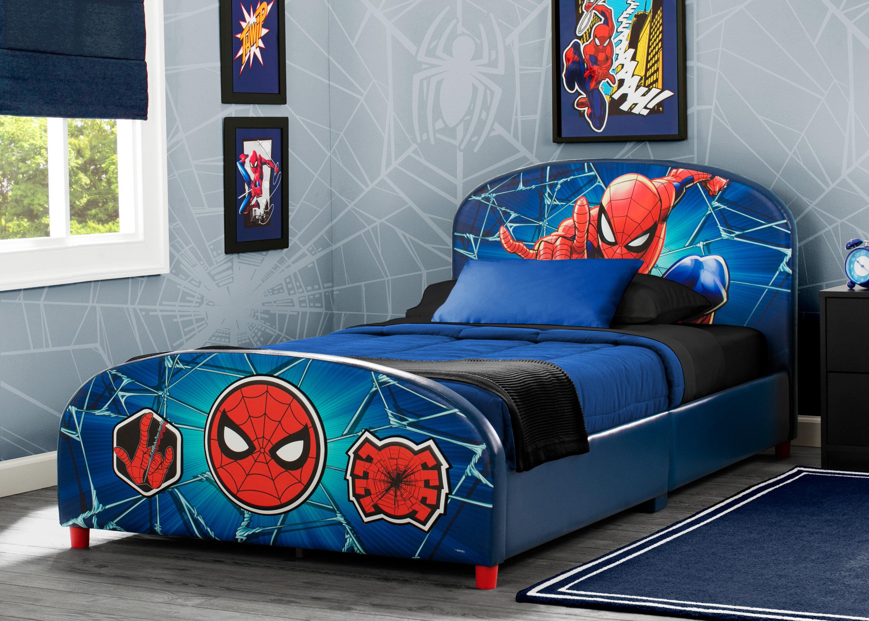 Marvel Spider-Man Twin Platform Bed
