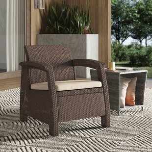 bbfa97930db Outdoor Club Chairs You ll Love
