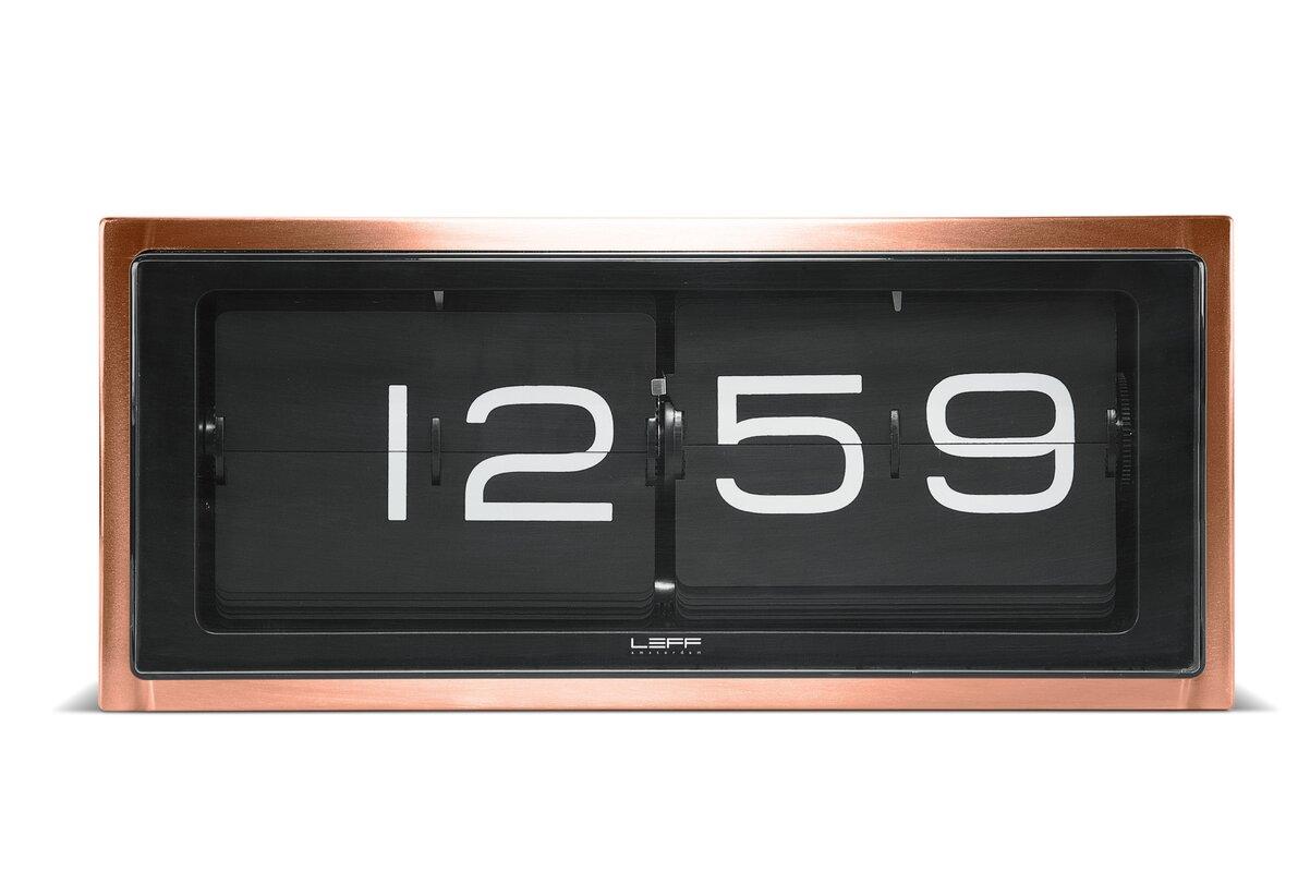 Leff amsterdam brick wall desk clock reviews wayfair brick wall desk clock amipublicfo Gallery