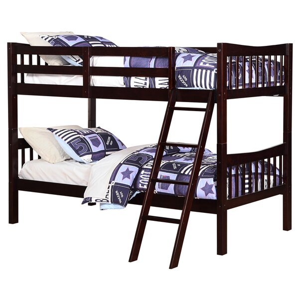 Bunk Bed Pictures Angel Line Fremont Twin Over Twin Bunk Bed & Reviews  Wayfair