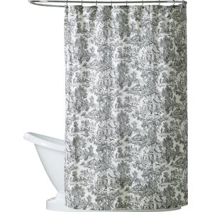 Lablanc Cotton Toile Shower Curtain