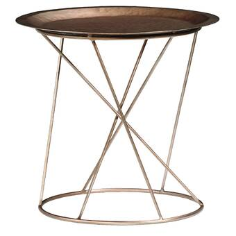 Modern Rustic Interiors Dereck End Table | Wayfair