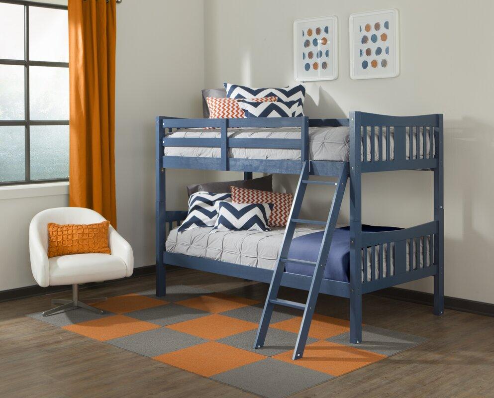 Storkcraft Caribou Twin Bunk Bed Amp Reviews Wayfair