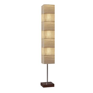 Wood floor lamps youll love wayfair aylor 72 floor lamp aloadofball Choice Image