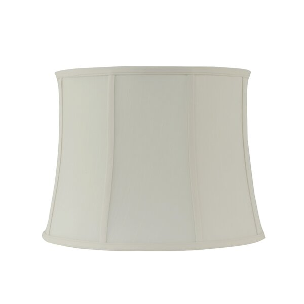 Rembrandt 1640 16 fabric bell lamp shade wayfair aloadofball Image collections