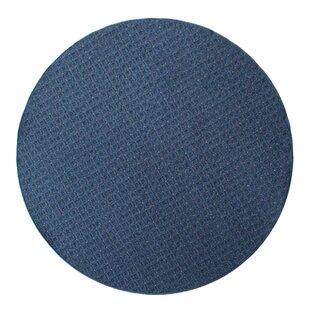 Brookstonval Blue Rug by Charlton Home