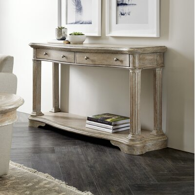 Dahlia Console Table Hooker Furniture