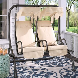 northbrook patio swing with stand - Patio Swings
