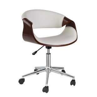 Remarkable Modern Contemporary Adjustable Height Desk Chair Allmodern Ocoug Best Dining Table And Chair Ideas Images Ocougorg
