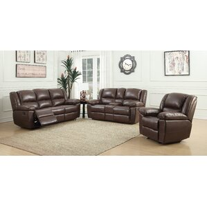 Container 3 Piece Living Room Set