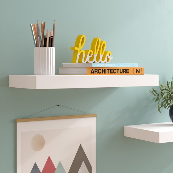 48 Inch Floating Shelf Wayfair