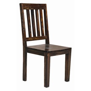 Arapahoe Solid Wood Dining Chair by Loon ..