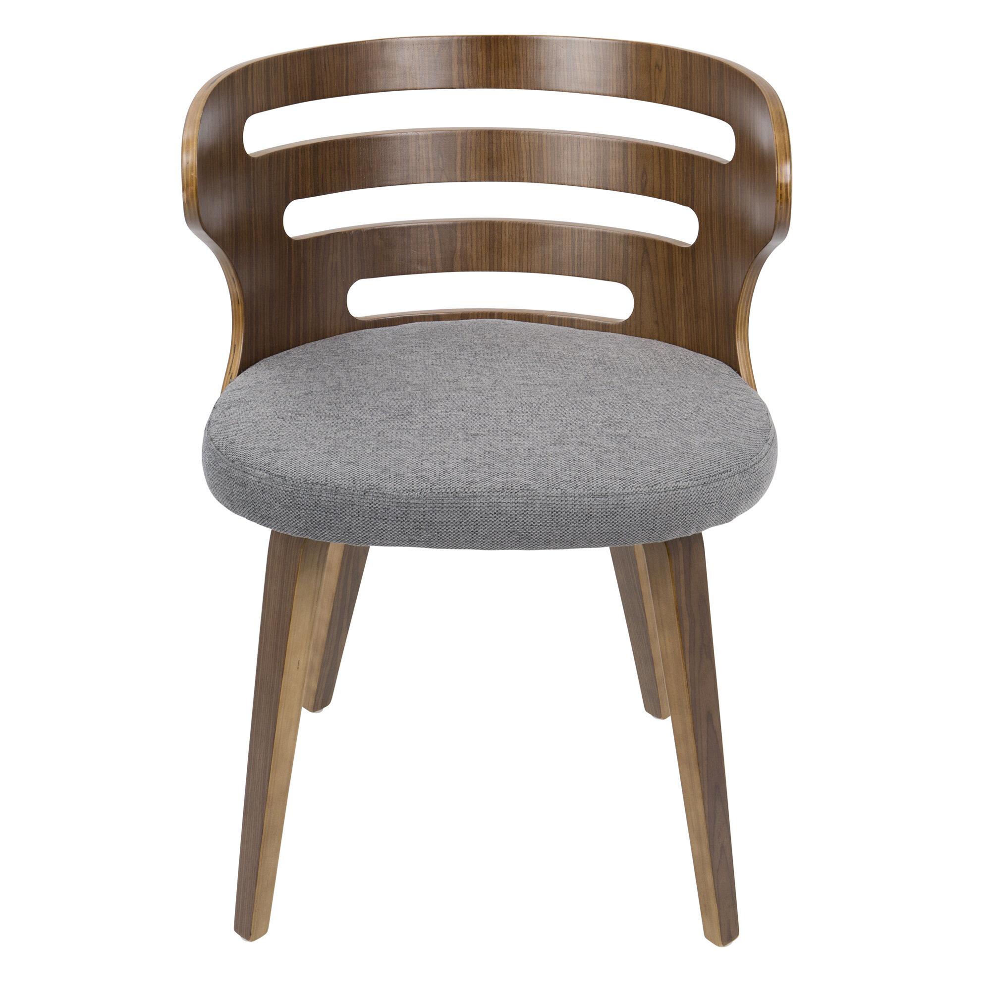 Gentil Wade Logan Baehr Mid Century Modern Upholstered Dining Chair U0026 Reviews |  Wayfair