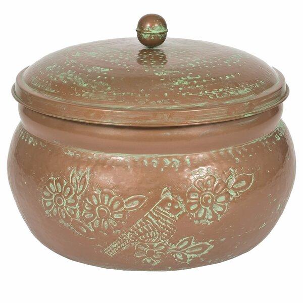 Exceptionnel Garden Hose Pot With Lid | Wayfair