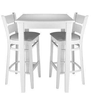 Mabe 3 Piece Pub Table Set