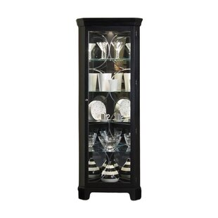 Nyo Lighted Corner Curio Cabinet  sc 1 st  Joss u0026 Main & Display Cabinets u0026 China Cabinets | Joss u0026 Main