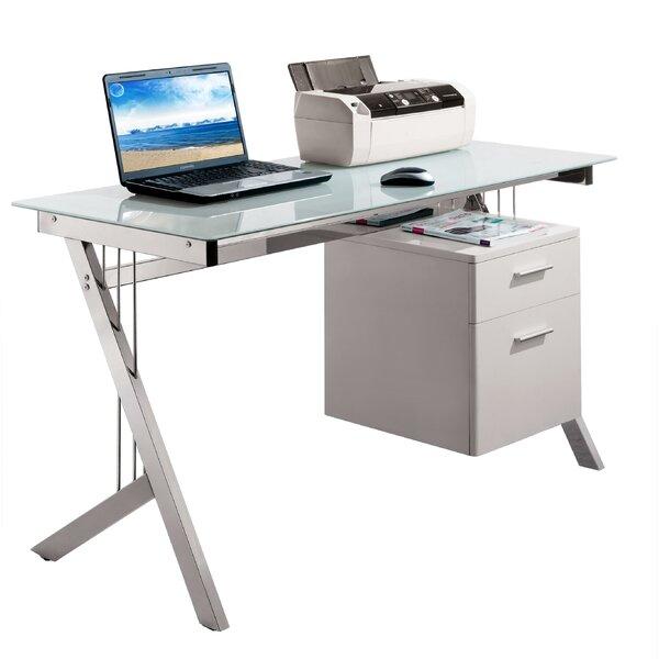 Home & Haus Sleek Computer Desk & Reviews