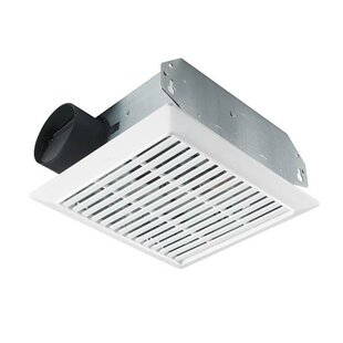 70CFM Ventilation Bathroom Fan With Grille
