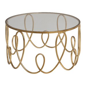 Burnett Coffee Table by Willa Arlo Interiors