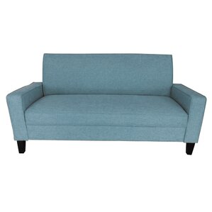 Micha Fabric Fiber Sofa Bed by Latitude Run