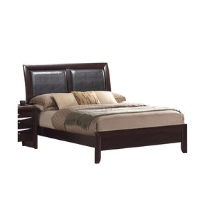 Archer Upholstered Panel Bed by Latitude Run