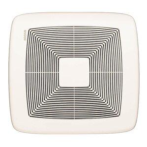 Delightful Ultra Silent 150 CFM Energy Star Quietest Bathroom Exhaust Fan