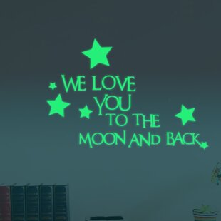 Glow In The Dark Wall Decals Youll Love Wayfair