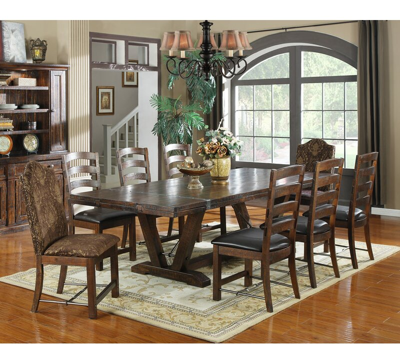 49a052cb1849 Loon Peak Waban Extendable Dining Table   Reviews