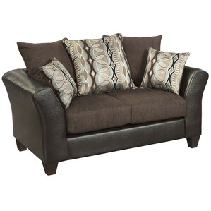 Dilorenzo Rip Sable Loveseat by Latitude Run