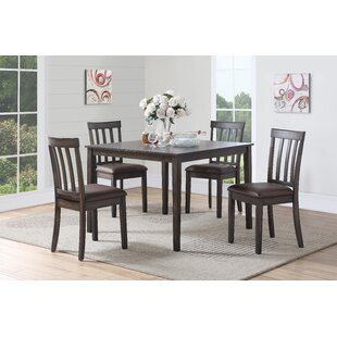 Mattapoisett 5 Piece Dining Set