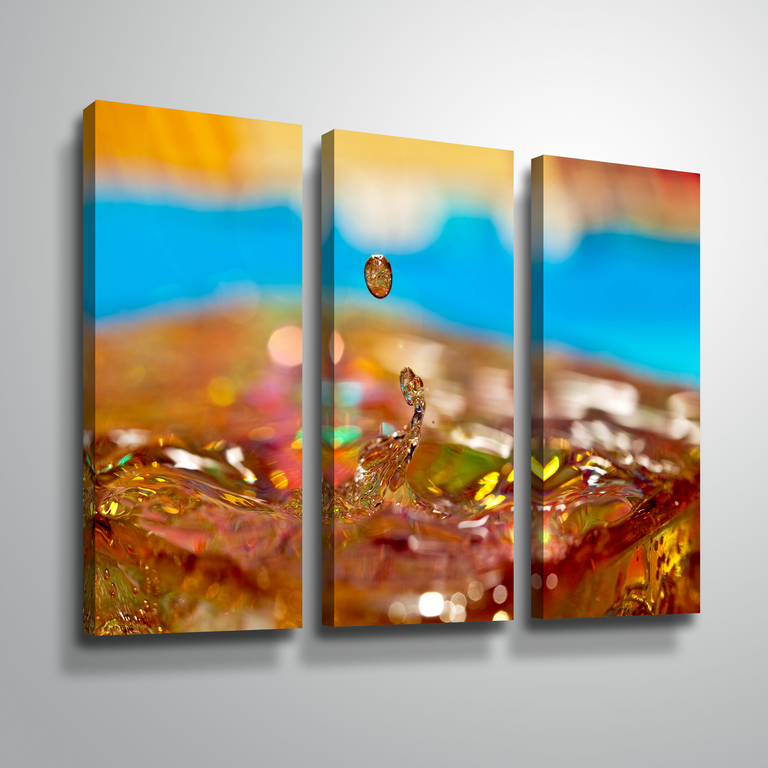 Multi Canvas Art Ideas