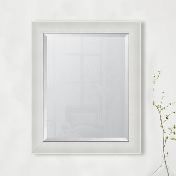 White High Gloss Mirror Wayfair