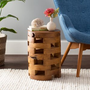 Machado End Table by Loon Peak