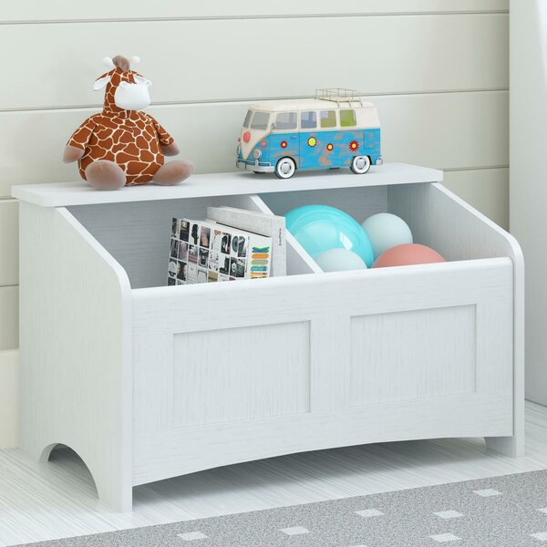 Baby Bedroom In A Box Special: Viv + Rae Christiana Toy Box With Section Divider