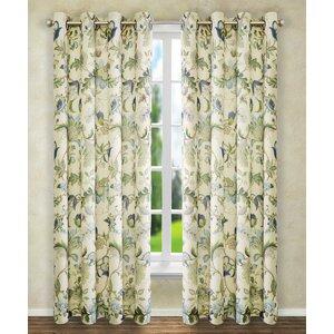 Lamoreaux Single Curtain Panel