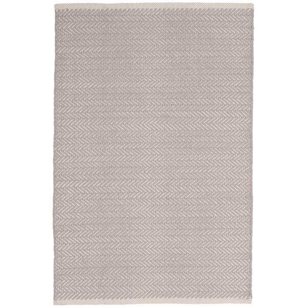 dash and albert rugs herringbone handwoven grey area rug u0026 reviews wayfair - Grey Area Rugs