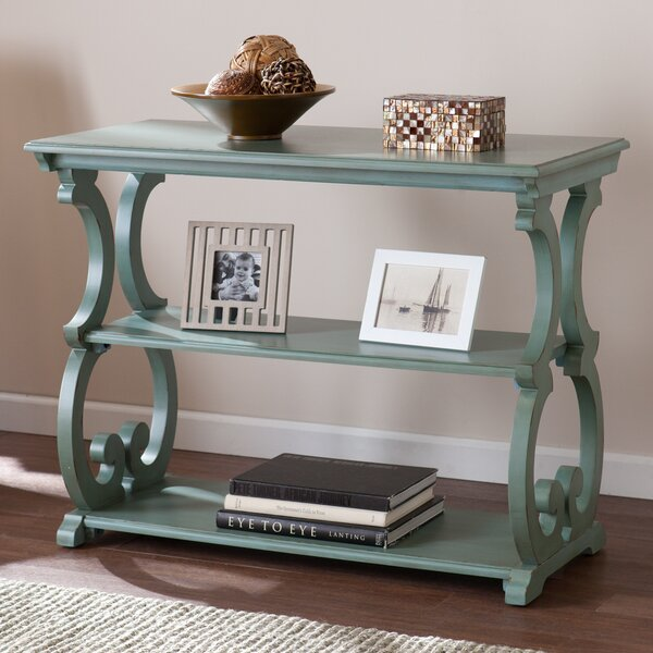 Lariviere Scroll Console Table Amp Reviews Birch Lane