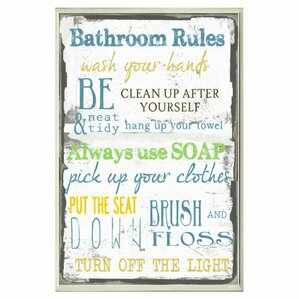 Wall Art For Bathrooms bathroom wall decor you'll love | wayfair