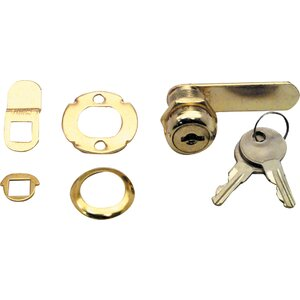 Drawer and Cabinet Lock