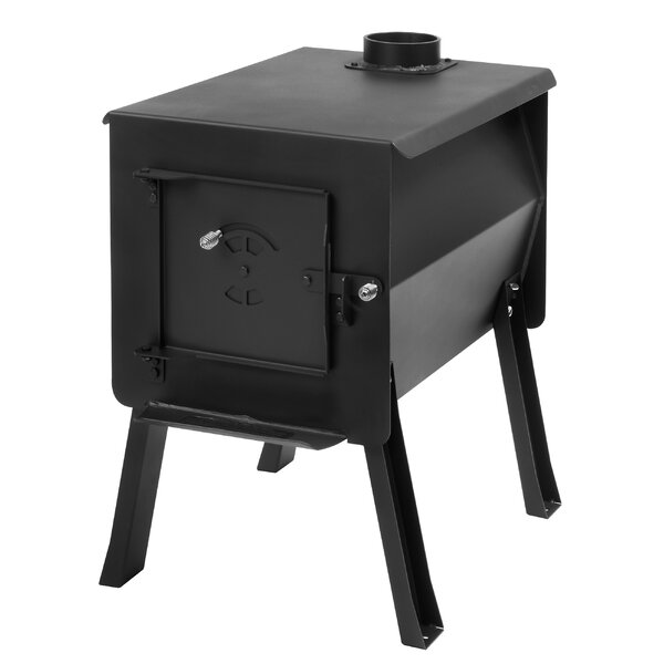- England's Stove Works Grizzly Portable Camp Wood Stove Wayfair