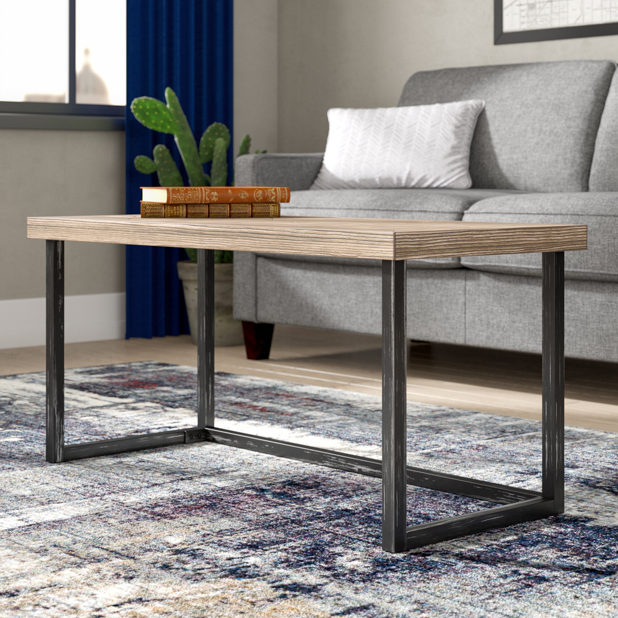 Merveilleux Adalheid Parquet Coffee Table