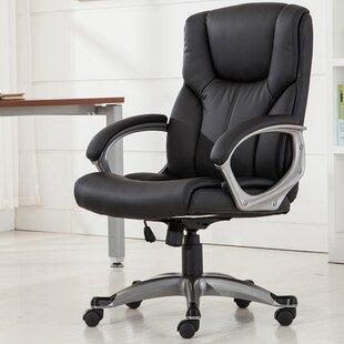 big tall office chairs you ll love wayfair