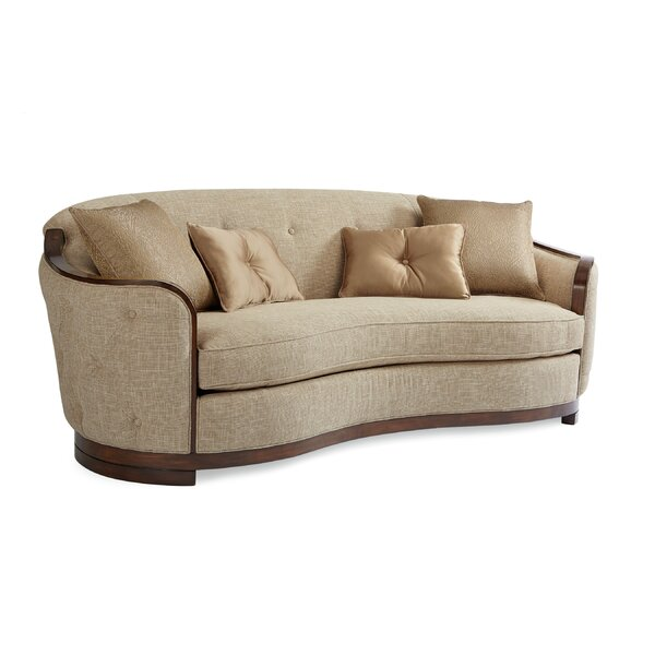 Kidney Shaped Sofa Wayfair