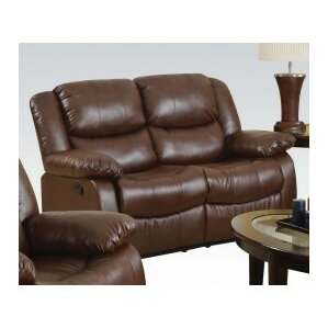 Madelaine Motion Reclining Loveseat by..